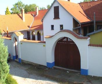Chalupa Žofie Moravská Nová Ves
