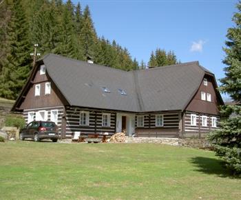 Chalupa Podlesí Bartošovice v Orlických horách