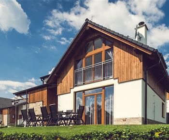 Rekreační dům Lipno-Typ A11-1 Lipno nad Vltavou