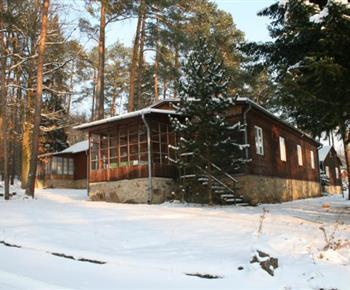 Chata U lesa Vranov nad Dyjí