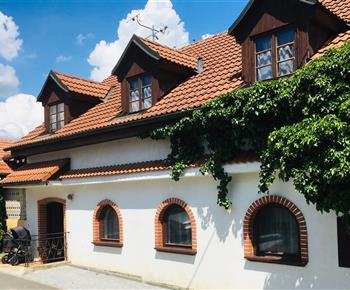 Rekreační dům Ubytování Medlov Moravská Nová Ves