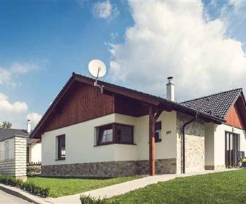 Rekreační dům Lipno-Typ BA6-1 Lipno nad Vltavou
