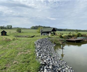 Chata S rybolovem Košice