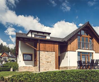 Rekreační dům Lipno-Typ A11-2 Lipno nad Vltavou