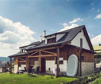 Rekreační dům Lipno-Typ D-2 Lipno nad Vltavou