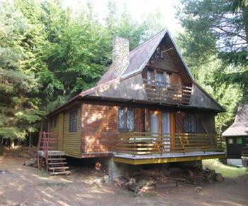 Chata U Nového rybníka Čáslavice