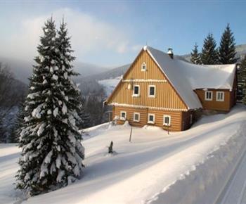 Chalupa U Hančilů Pec pod Sněžkou