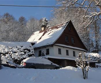 Chalupa U Matěje Bartošovice v Orlických horách
