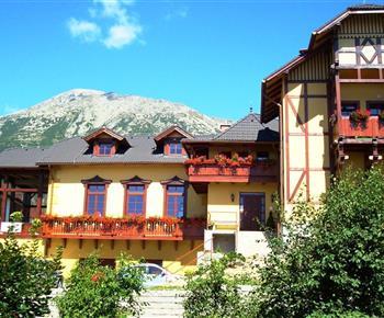Penzion Villa Kunerad Vysoké Tatry