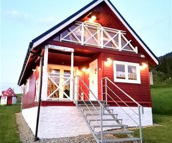 Chata Arctic House Osádka